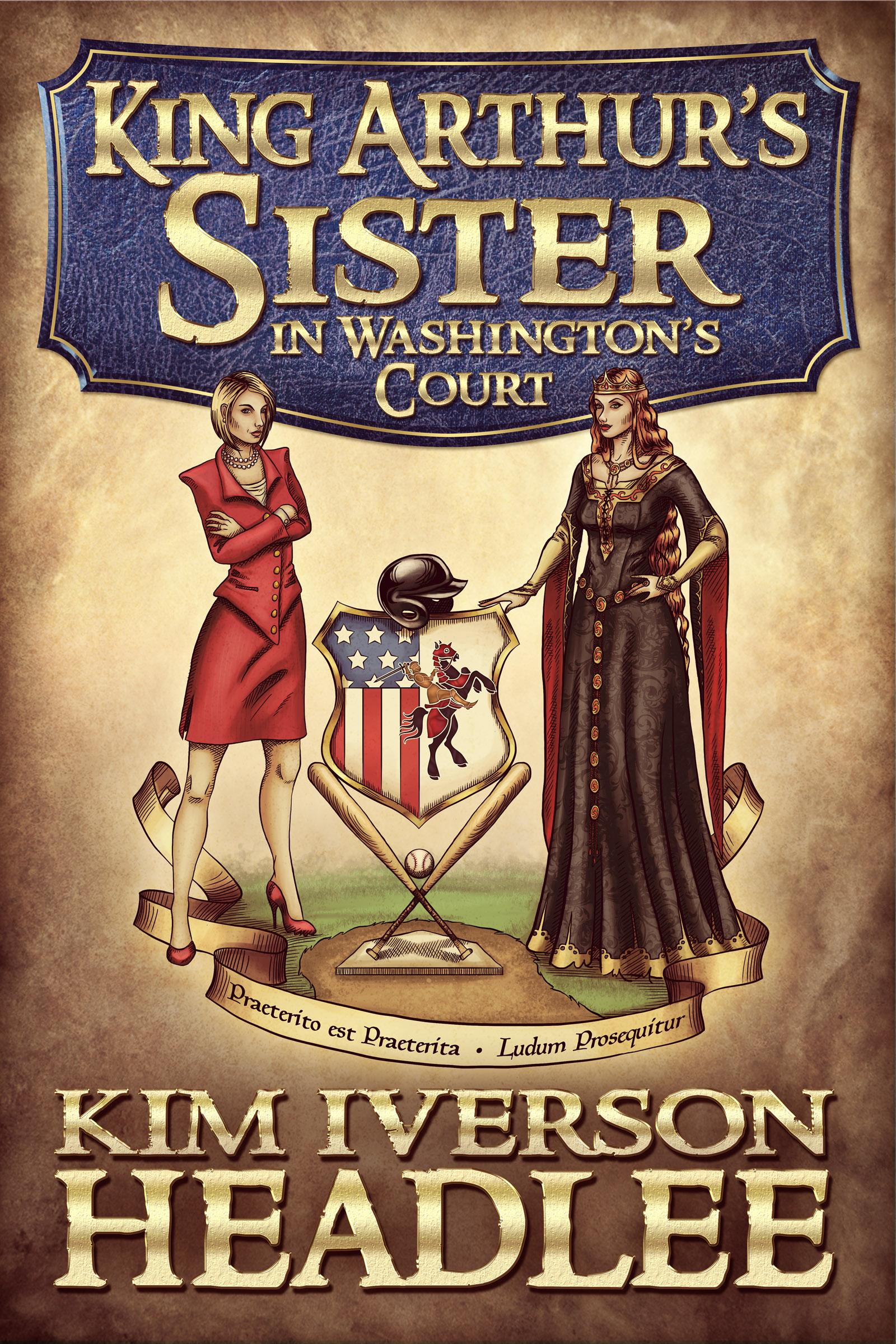 King Arthur - Book Cover
