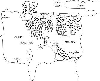 Ramajidin Map